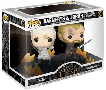 Funko Pop! Game Of Thrones - Daenerys & Jorah Back To Back Movie Moment