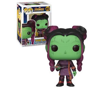 Funko Pop! Avengers 3 Infinity War Young Gamora