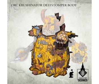 Orc Deffstomper Krushinator Body