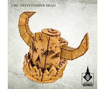 Orc Deffstomper Head