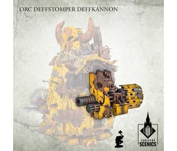 Orc Deffstomper Deffkannon