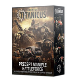 Games Workshop Adeptus Titanicus - Precept Maniple Battleforce