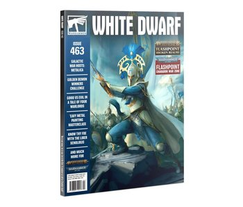 White Dwarf 463 (Apr-21) (English) (PRE ORDER)