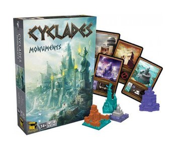 Cyclades / Monuments