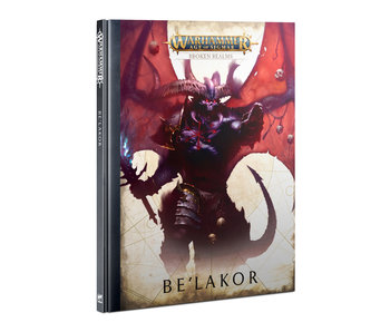 Broken Realms - BeLakor (HB) (English) (PRE ORDER)