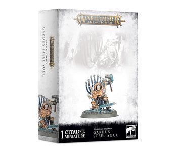 Stormcast Eternals - Gardus Steel Soul (PRE ORDER)
