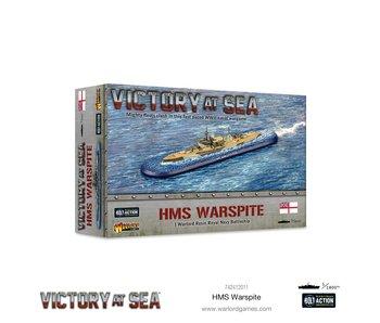 Victory at Seas Hms Warspite