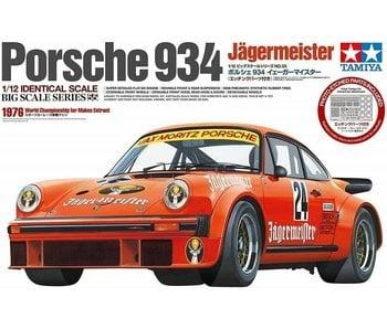 Tamiya Porsche 934 Jaeger (1/12)