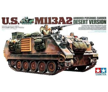 Tamiya M113A2 Armoured Personnel Carrier Desert Version (1/35)