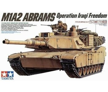 Tamiya M1A2 Abrams 120Mm Gun Main Battle Tank (1/35)