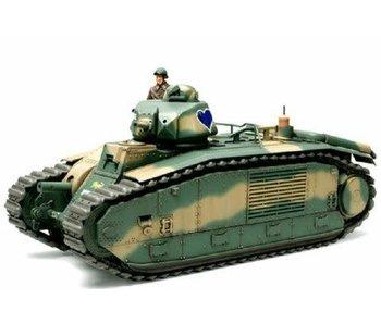 Tamiya French Battle Tank B1 Bis (1/35)