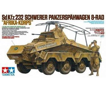 Tamiya German 8-Wheeled Heavy Armored Car Sd.Kfz.232 Africa Corps (1/35)