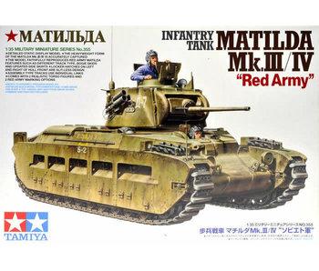 Tamiya Matilda Mk Iii/Iv Red Army (1/35)