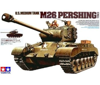 Tamiya Us Med Tank M26 Pershing (T26E 3) (1/35)