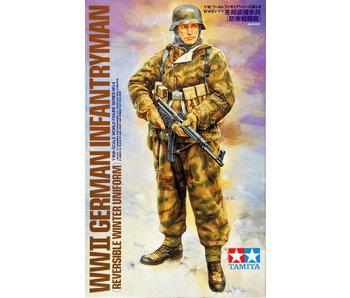 Tamiya Wwii German Infantryman (1/16)