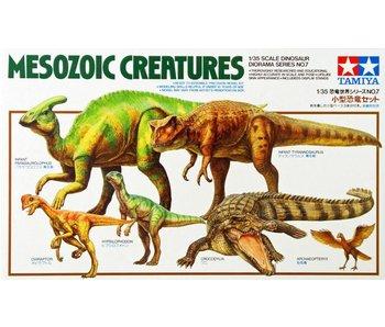 Tamiya Mesozoic Creatures (6 Assorted) (1/35)