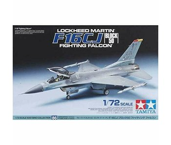 Tamiya 1/72 F-16Cj Fighting Falcon