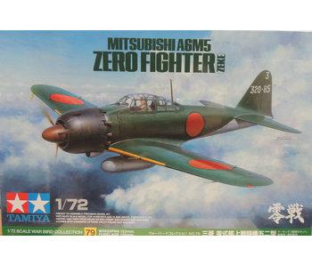 Tamiya 1/72 A6M5 Zero (Zeke)