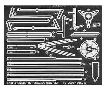 Tamiya Fairey Swordfish Photo Etched Bracing Wire (1/48)