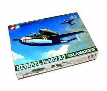 Tamiya 1/48 German Heinkel He162 Salamander
