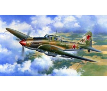 Tamiya 1/48 Il-2