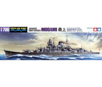 Tamiya Japanese Light Cruiser Mogami (1/700)