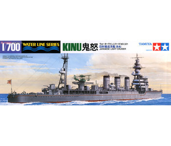 Tamiya Kinu Light Cruiser (1/700)
