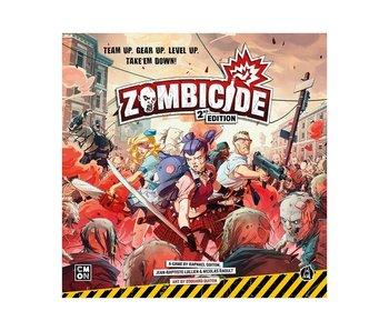 Zombicide - Deuxième  Édition (Français)