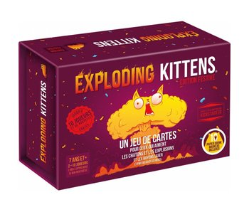 Exploding Kittens - Édition Festive (French)