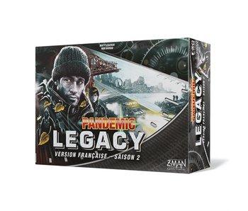 Pandemic - Legacy Noir Saison 2 (French)