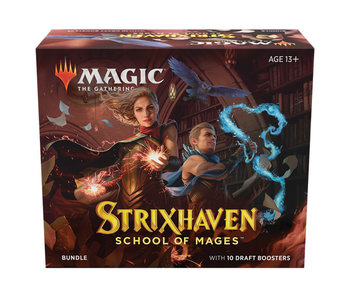 MTG Strixhaven School Of Mages - Booster Bundle