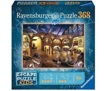 Ravensburger Escape - Museum Mysteries 368Pcs