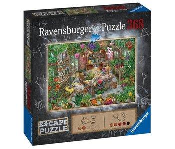 Ravensburger Escape -  In The Greenhouse 368Pcs