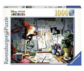 Ravensburger Artist Workshop 1000Pcs
