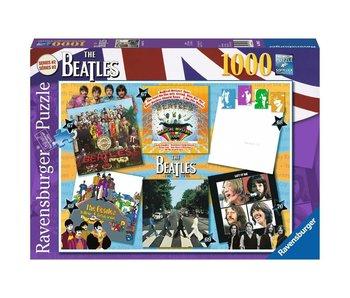 Ravensburger Beatles - Albums 1967-70 1000Pcs