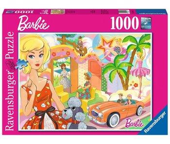 Ravensburger Barbie Vintage 1000Pcs