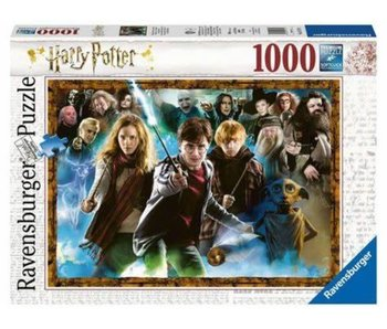 Ravensburger Harry Potter And The Sorcerers 1000Pcs