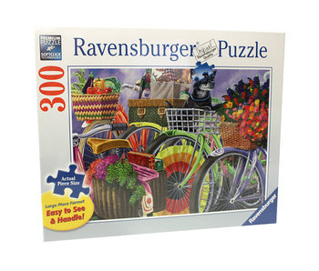 Ravensburger Rainbow Sky Bicycles 300Pcs