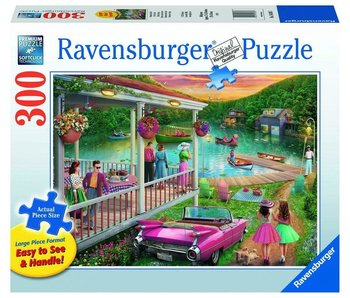 Ravensburger Summer At Lake 300Pcs