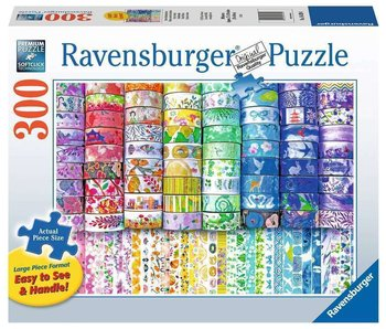 Ravensburger Colorful Ribbons Happiness 300Pcs