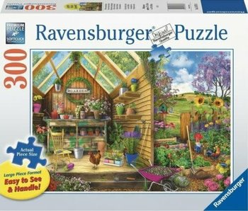 Ravensburger View Garden Shed 300Pcs