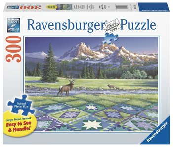 Ravensburger Deer And Tailstock 300Pcs