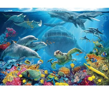 Ravensburger Life Under The Sea 300Pcs