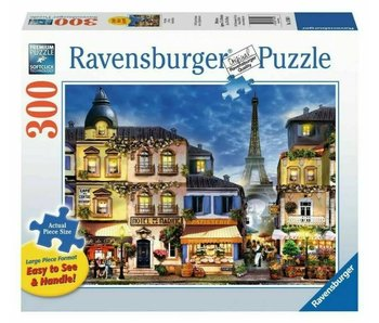 Ravensburger Beautiful Paris 300Pcs