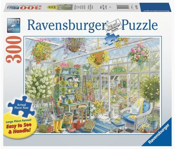 Ravensburger Flowers In Greenhouses 300Pcs