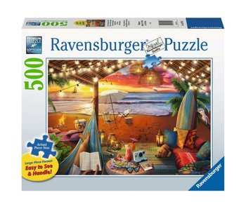 Ravensburger Sunset Beach 500Pcs
