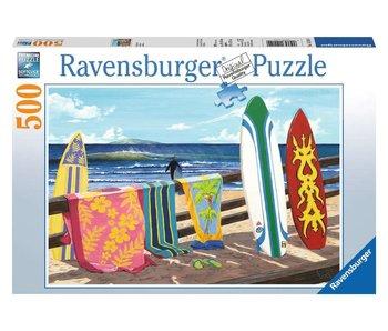Ravensburger Surfers 500Pcs