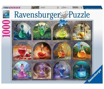 Ravensburger Magic Potions 1000Pcs