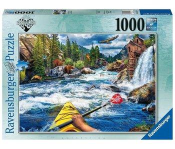 Ravensburger Kayak Whitewater 1000Pcs