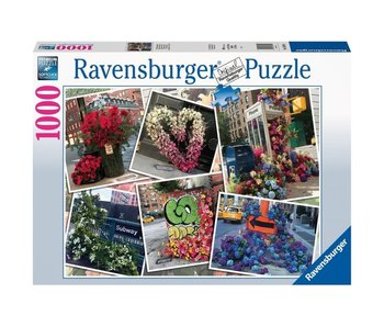 Ravensburger Nyc Floral 1000Pcs